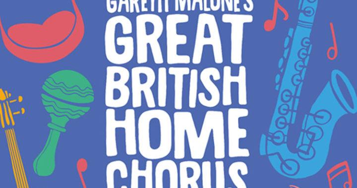 Gareth Malone new EP of 'Great British Home Chorus'
