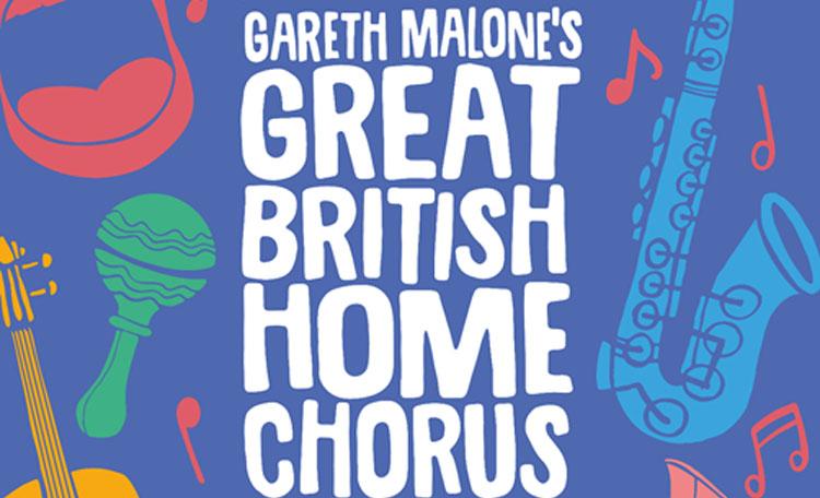 Gareth Malone, Music, New EP, The Great British Chorus, Review, TotalNtertainment