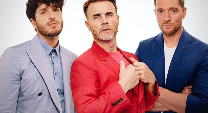Gary Barlow releases video for 'Elita'