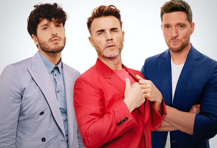Gary Barlow, Music, Elita, Michael Bublé, New Single, TotalNtertainment