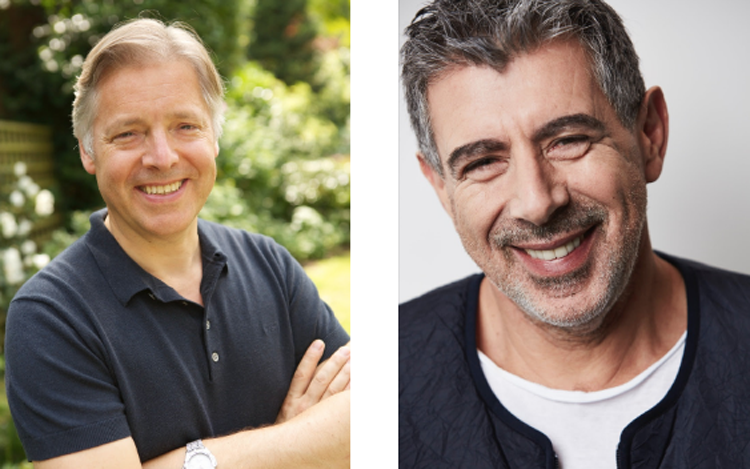 Gary Davies, Mark Goodier, Music, Tour, TotalNtertainment, Manchester