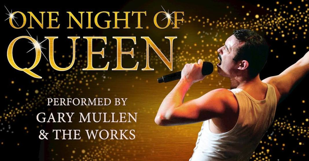 One Night Of Queen, Gary Mullen, Music, Tribute, TotalNtertainment, York