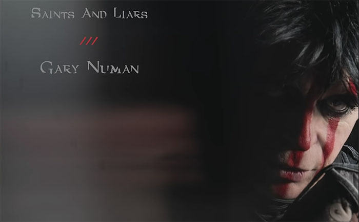 Gary Numan, Saints and Liars, Music, New Release, TotalNtertainment