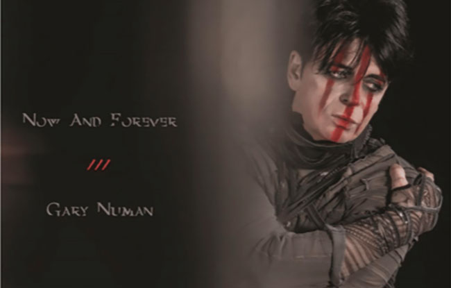 Gary Numan, Music, New Release, Now and Forever, TotalNtertainment