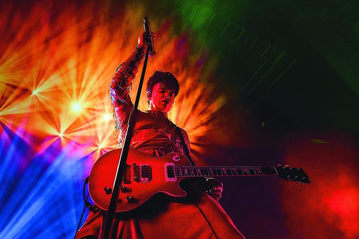 Gary Numan, Music, Tour, Intruder, TotalNtertainment