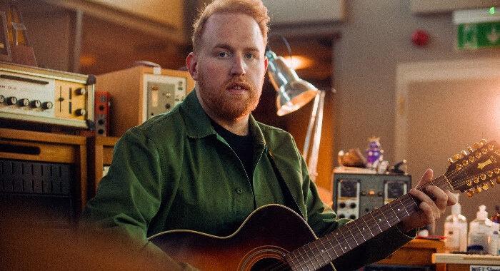 Gavin James shares new single 'Sober'