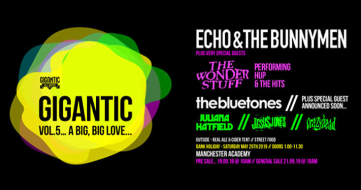 Gigantic All Dayer: Back for a huge fifth volume w/ Echo & The Bunnymen