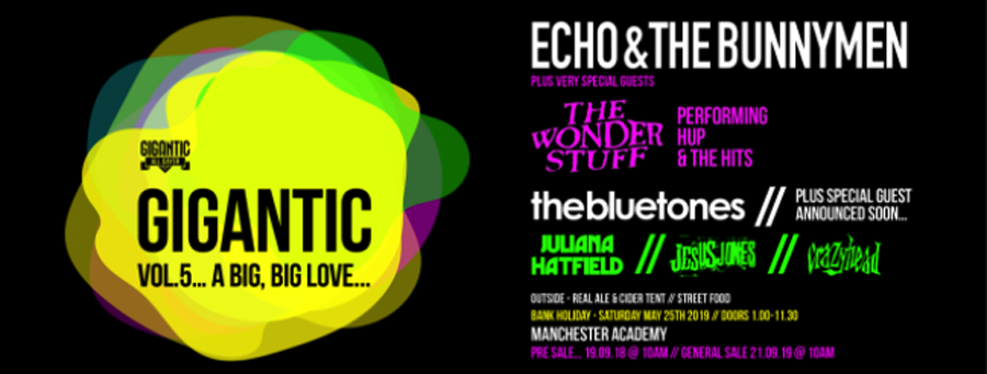 Gigantic All Dayer, Manchester, Music, TotalNtertainment,