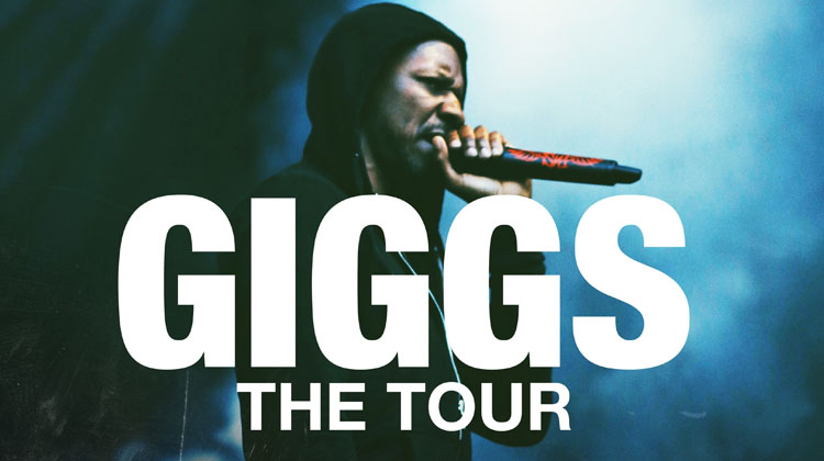Giggs, Music, Tour, Manchester, TotalNtertainment