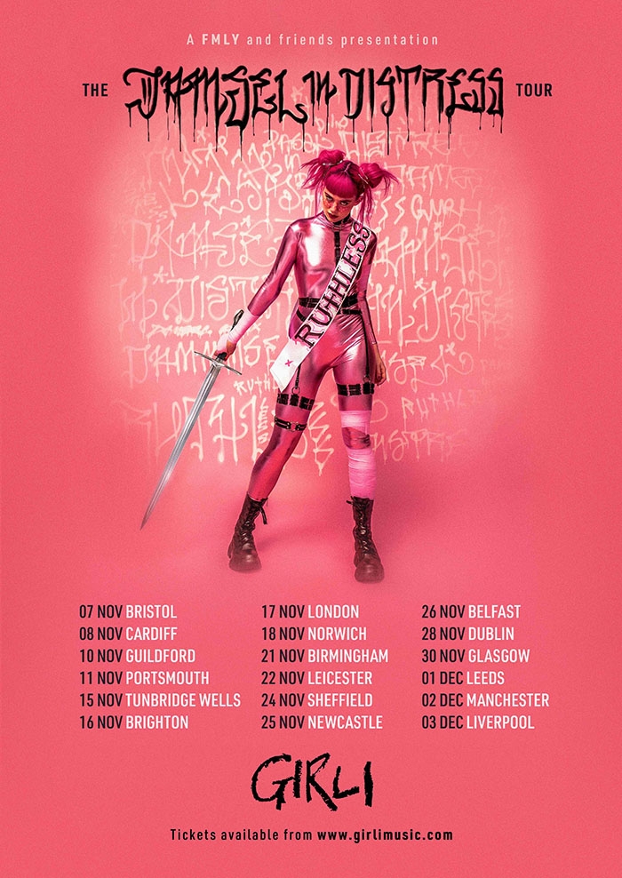 Girli, Music, Tour, TotalNtertainment,