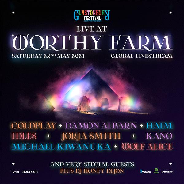 Glastonbury, Music, Live Stream, TotalNtertainment