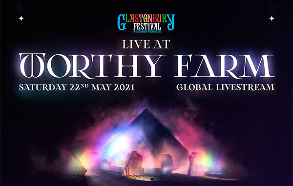 Glastonbury to host live stream event 22nd May