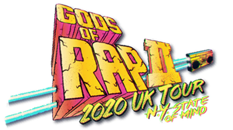 Gods of Rap ll, Music, Tour, TotalNtertainment, Manchester