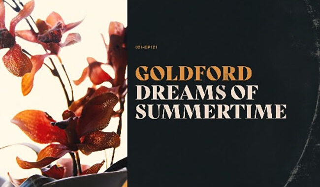 'Dreams of Summertime' new from Goldford