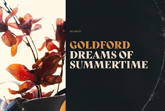 Goldford, Dreams of Summertime, New EP, Music, TotalNtertainment