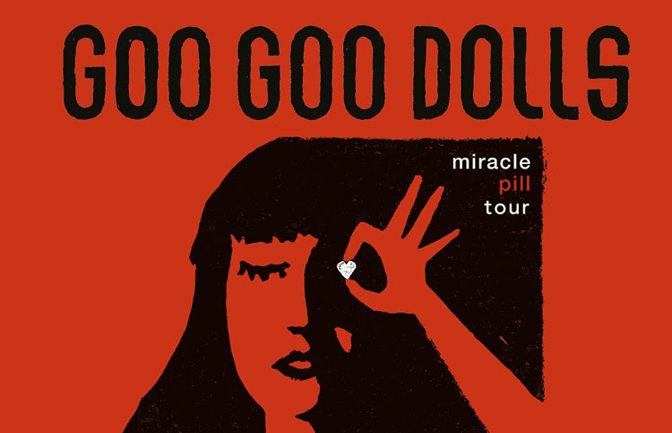Goo Goo Dolls, Music, Tour, Leeds, TotalNtertainment