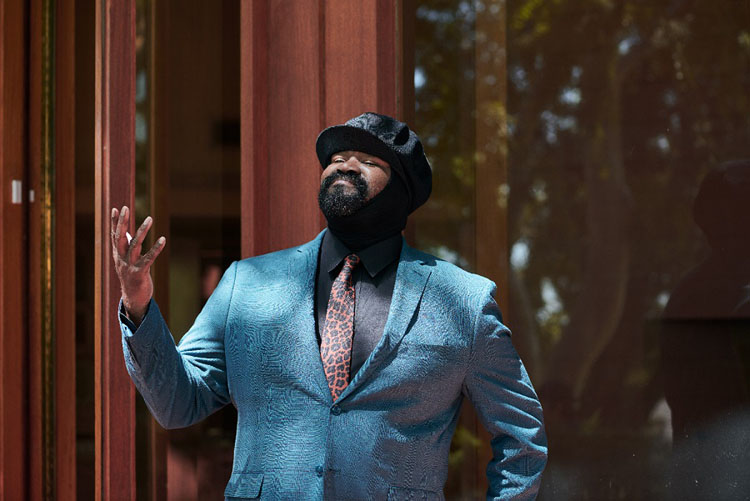Gregory Porter, Music, All Rive, TotalNtertainment, New Album