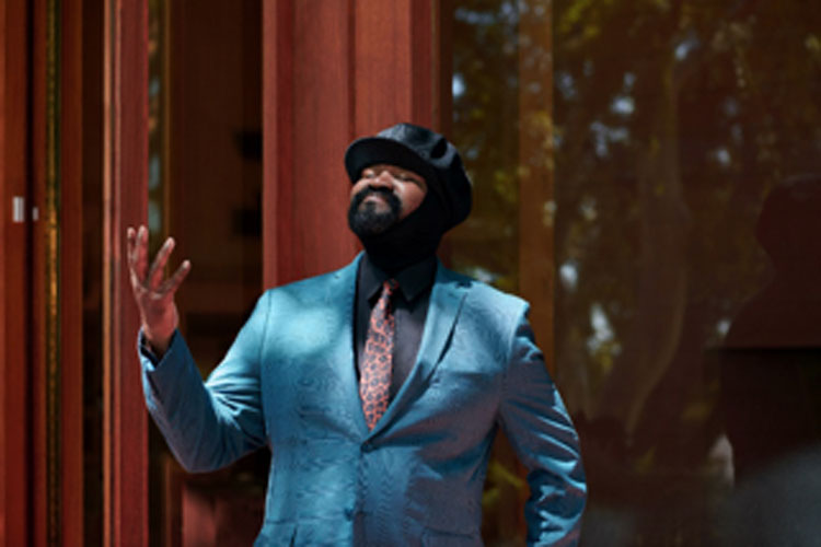 Gregory Porter, Nasa, Music, TotalNtertainment