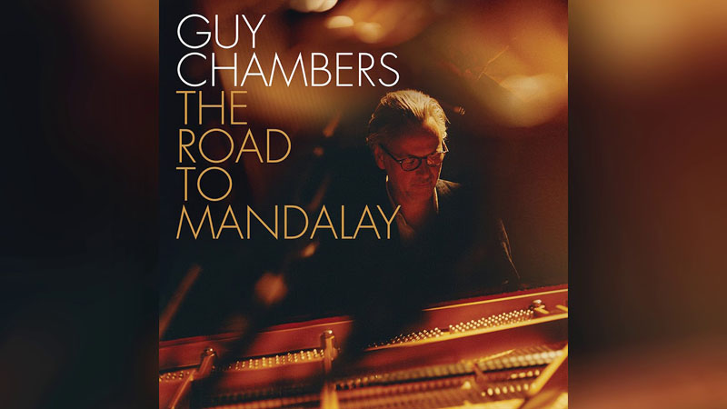 Guy Chambers, Music, Piano Album, TotalNtertainment