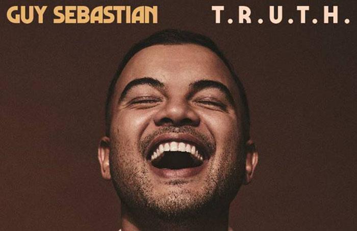 Guy Sebastian, Music, New Album, T.R.U.T.H. TotalNtertainment