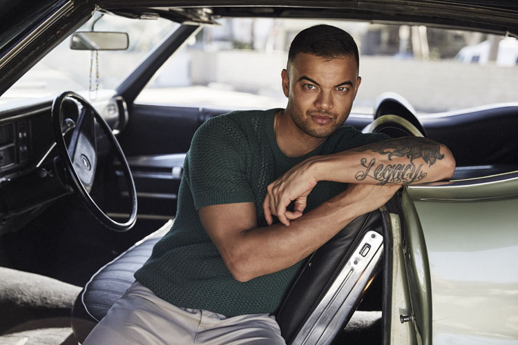 Guy Sebastian, Music, New Album, A Rock, TotalNtertainment