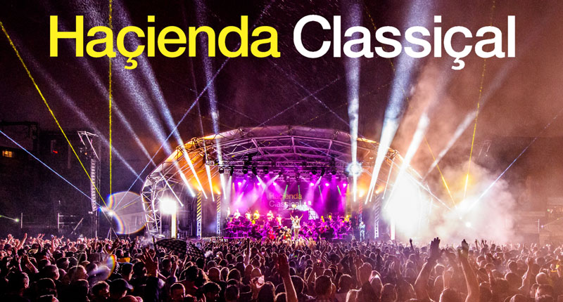 Hacienda Classical, Music, Scarborough Open Air, TotalNtertainment