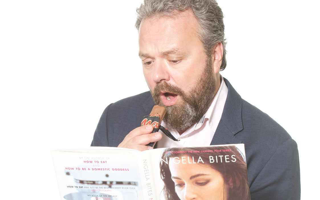 Hal Cruttenden, Cubster, comedy, Leeds, totalntertainment