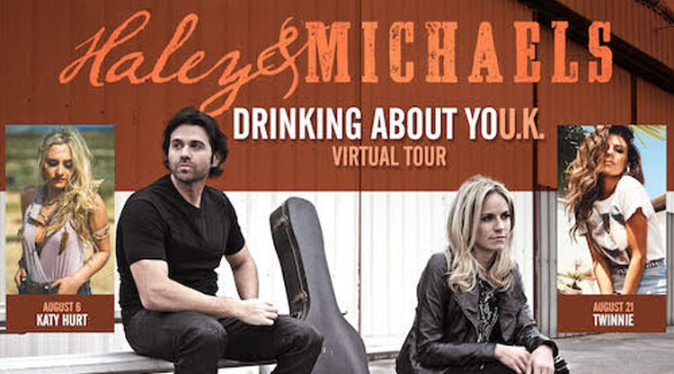 Haley & Michaels, Music, Virtual Tour, TotalNtertainment