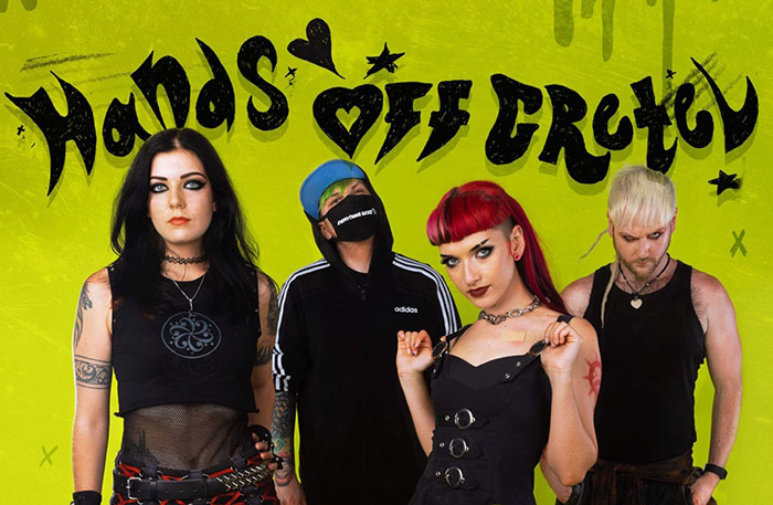 Hands Off Gretel, Music, Tour, Still Angry, TotalNtertainment, Interview
