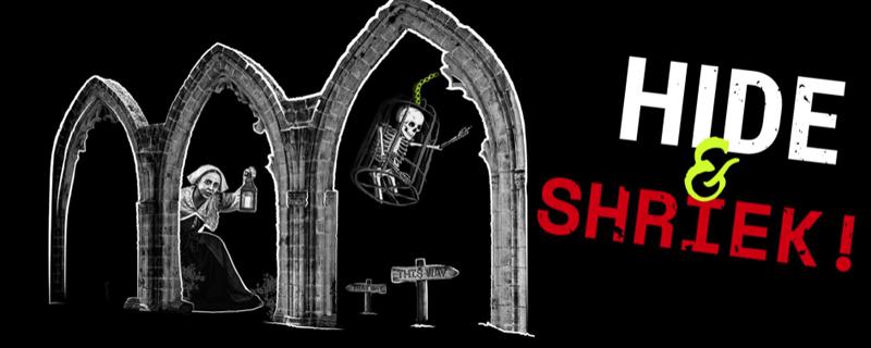 Hide & Shriek, York Dungeon, York, Theatre, TotalNtertainment, Halloween