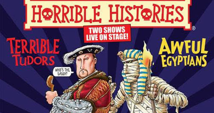 Horrible Histories Double Bill At Storyhouse This Autumn
