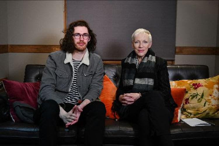 Hozier, Annie Lennox, Music, Podcast, TotalNtertainment