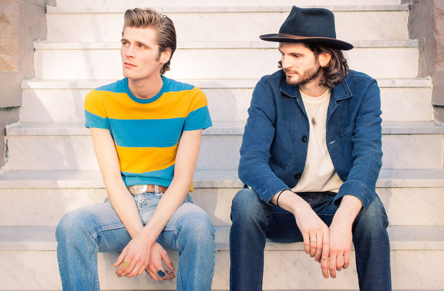 Hudson Taylor, Ireland, duo, TotalNtertainment, music