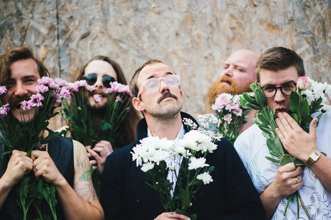 Idles, Manchester, tour, totalntertainment, music