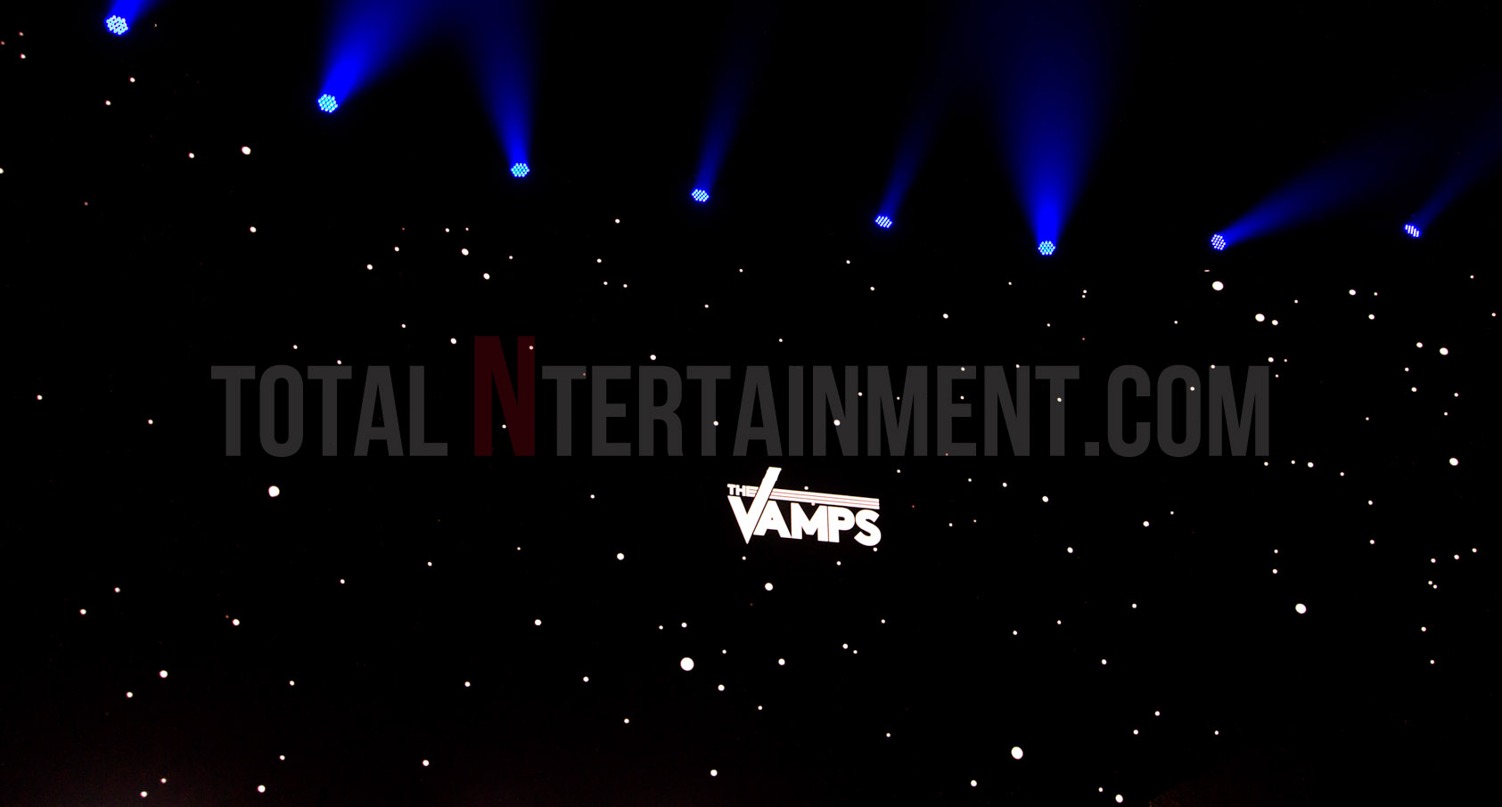 The Vamps, Sheffield, tour, Night & Day, TotalNtertainment, Jo Forrest