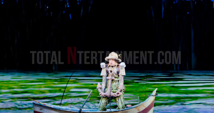Cirque du Soleil's Totem dazzles on opening night