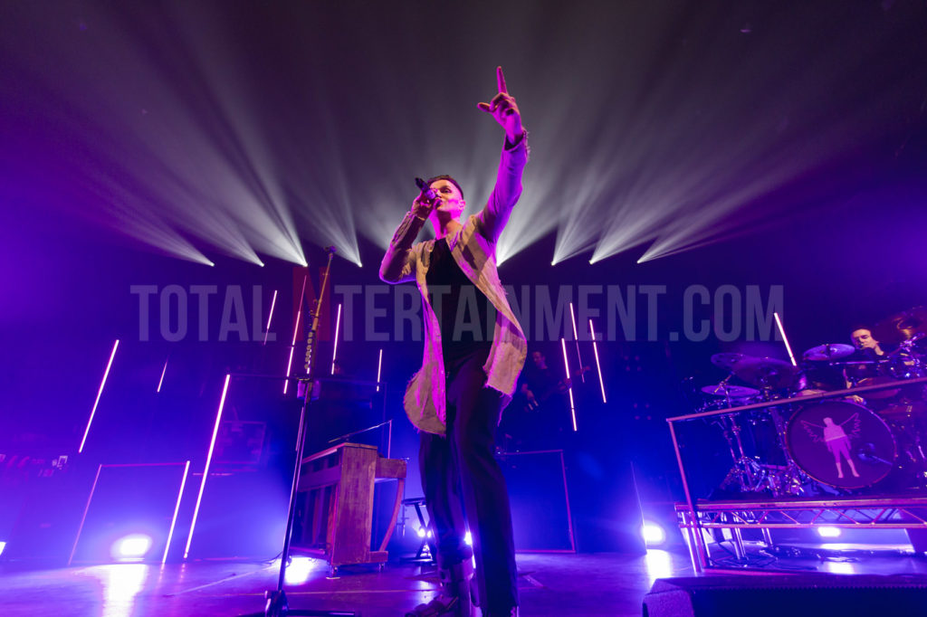 The Script, Halifax, TotalNtertainmnet, Jo Forrest, review, music
