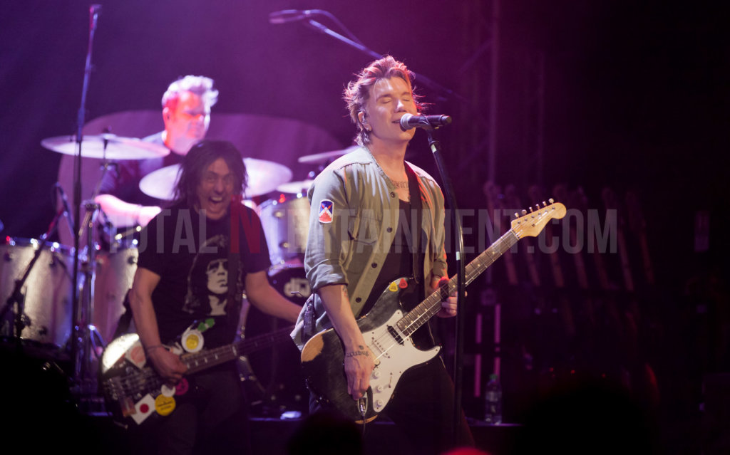 The Goo Goo Dolls, Music, Leeds, Review, TotalNtertainment, Jo Forrest, Grounded