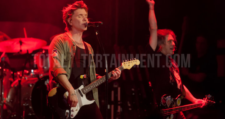 The Goo Goo Dolls performed in Leeds