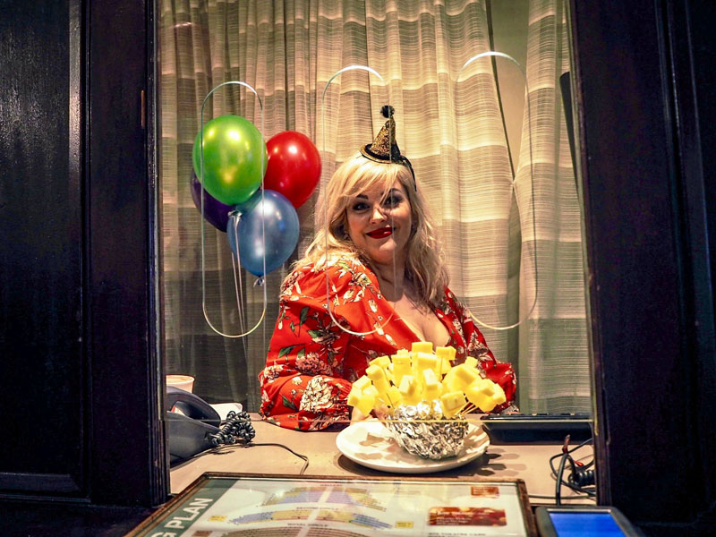 Abigail's Party, York grand, TotalNtertainment, Theatre, Comedy, review, Jo Forrest