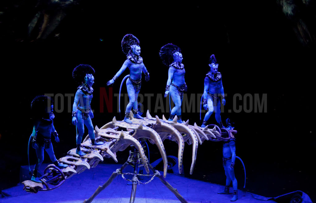 Cirque du Soleil, Toruk, Circus, Review, Jo Forrest, Theatre, TotalNtertainment, Manchester