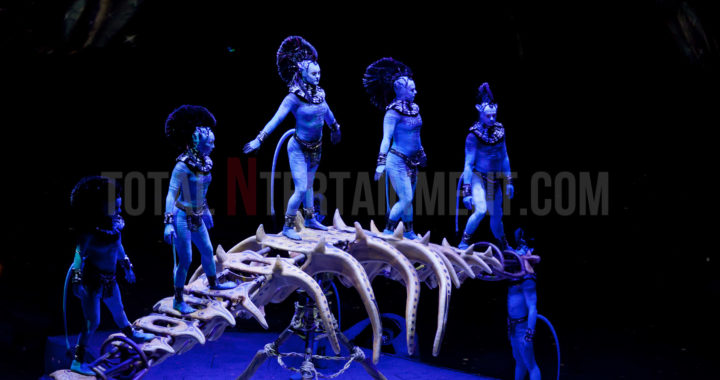 Cirque du Soleil brings Toruk – The First Flight to Manchester