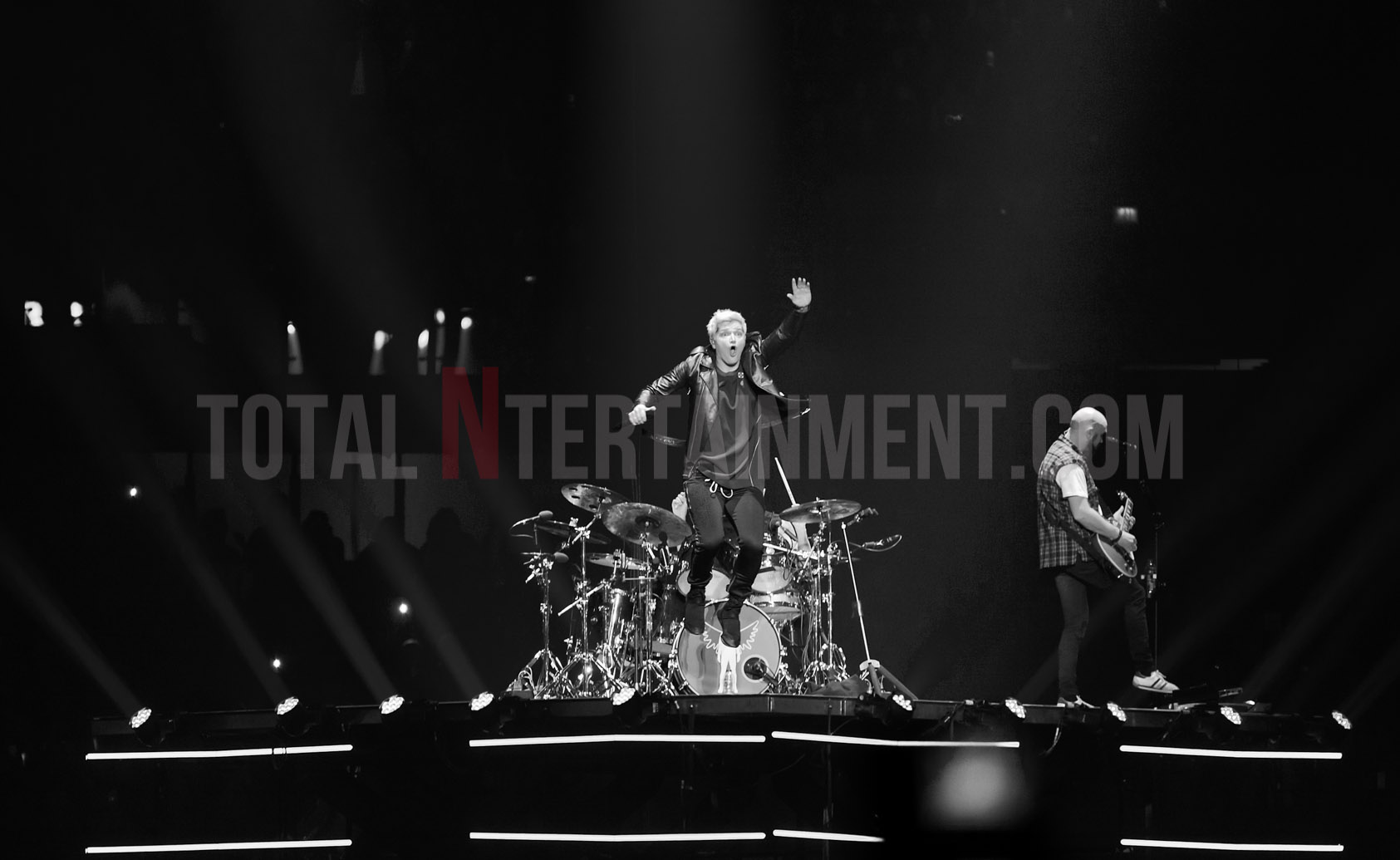 The Script, Liverpool, Jo Forrest, totalntertainment, Freedom Child tour