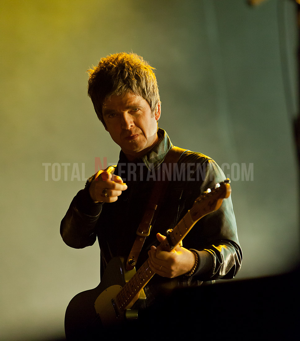 Noel Gallagher, Manchester, End The Silence, Charity