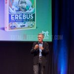 Michael Palin, Erebus, Talk, Book, Theatre, Jo Forrest, Graham Finney, Review, TotalNtertainment