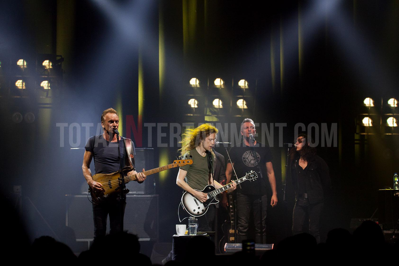 Sting, Manchester, Concert, Live Event