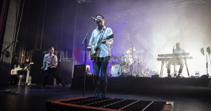 Frank Turner and The Sleeping Souls Manchester