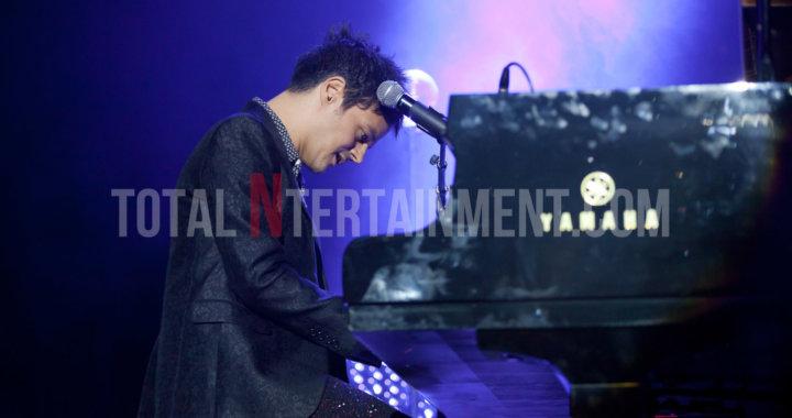 Jamie Cullum performs at the York Barbican