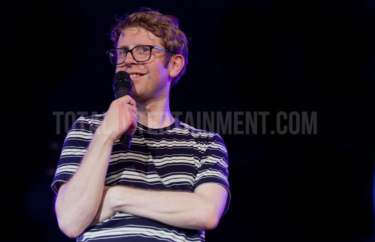 Josh Widdicombe, Leeds, TotalNtertainment, Jo Forrest, Comedy, Review