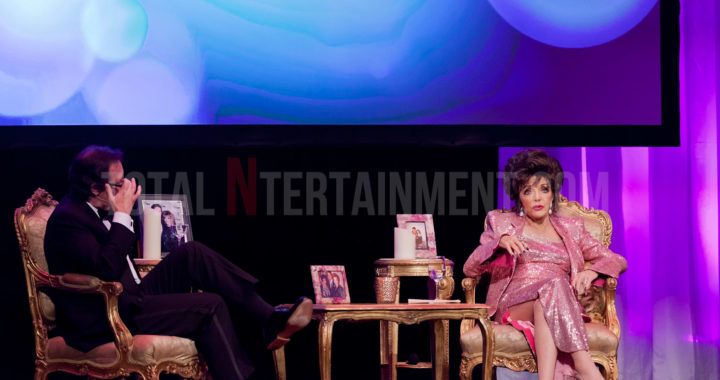 Joan Collins brings some Hollywood Glamour to York
